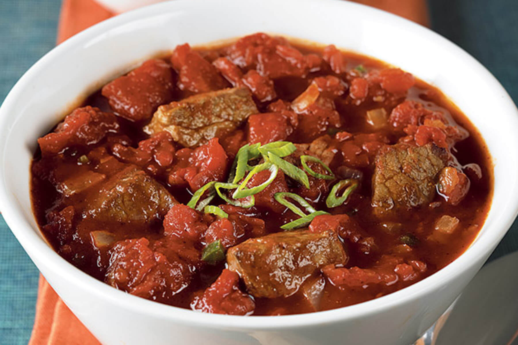 Chunky Beef Chili