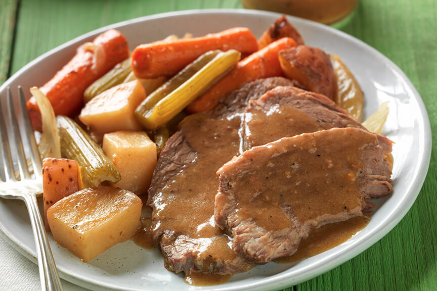 Irish Inspired Pot Roast