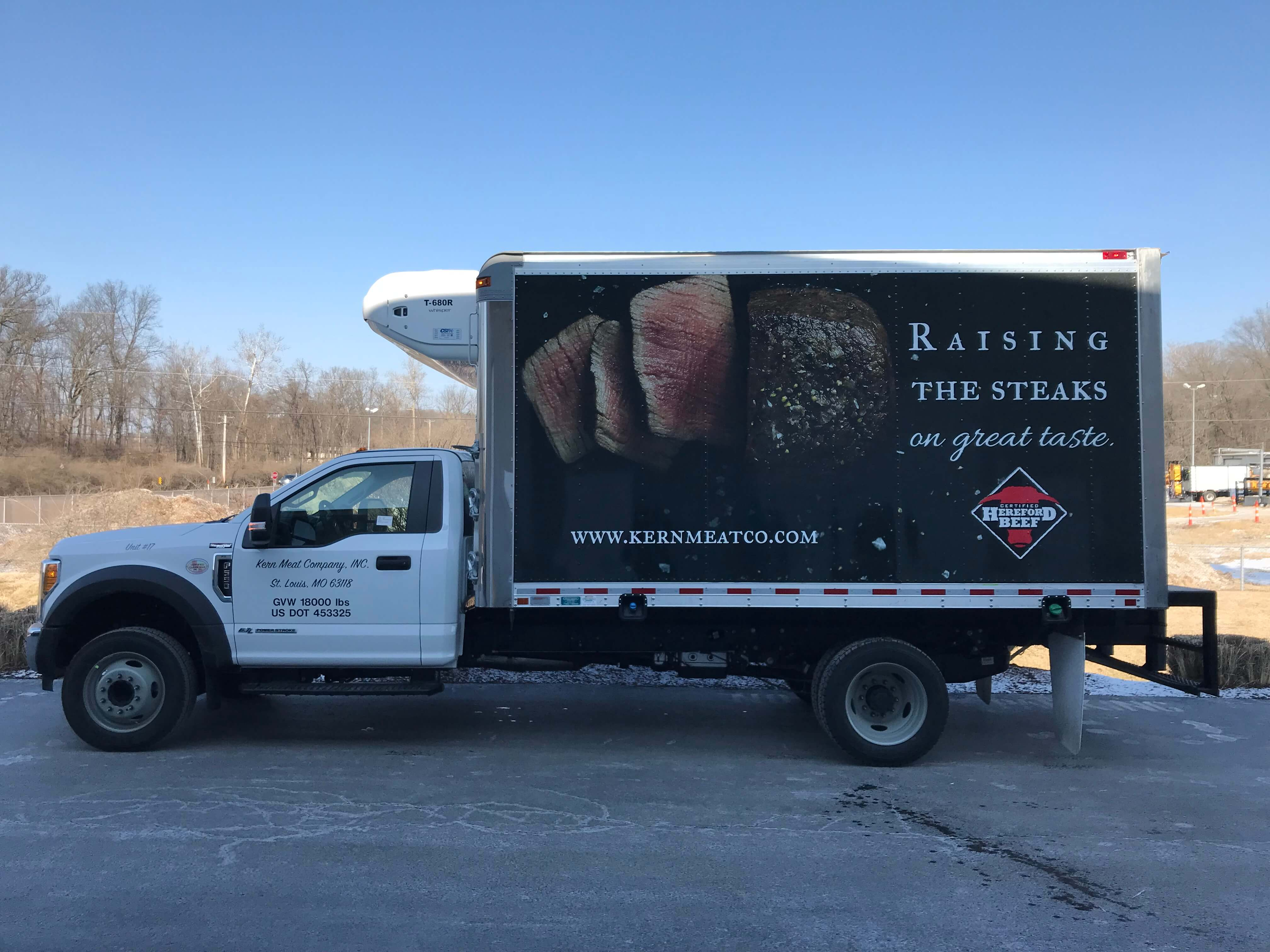 Certified Hereford Beef Provides Partner Support