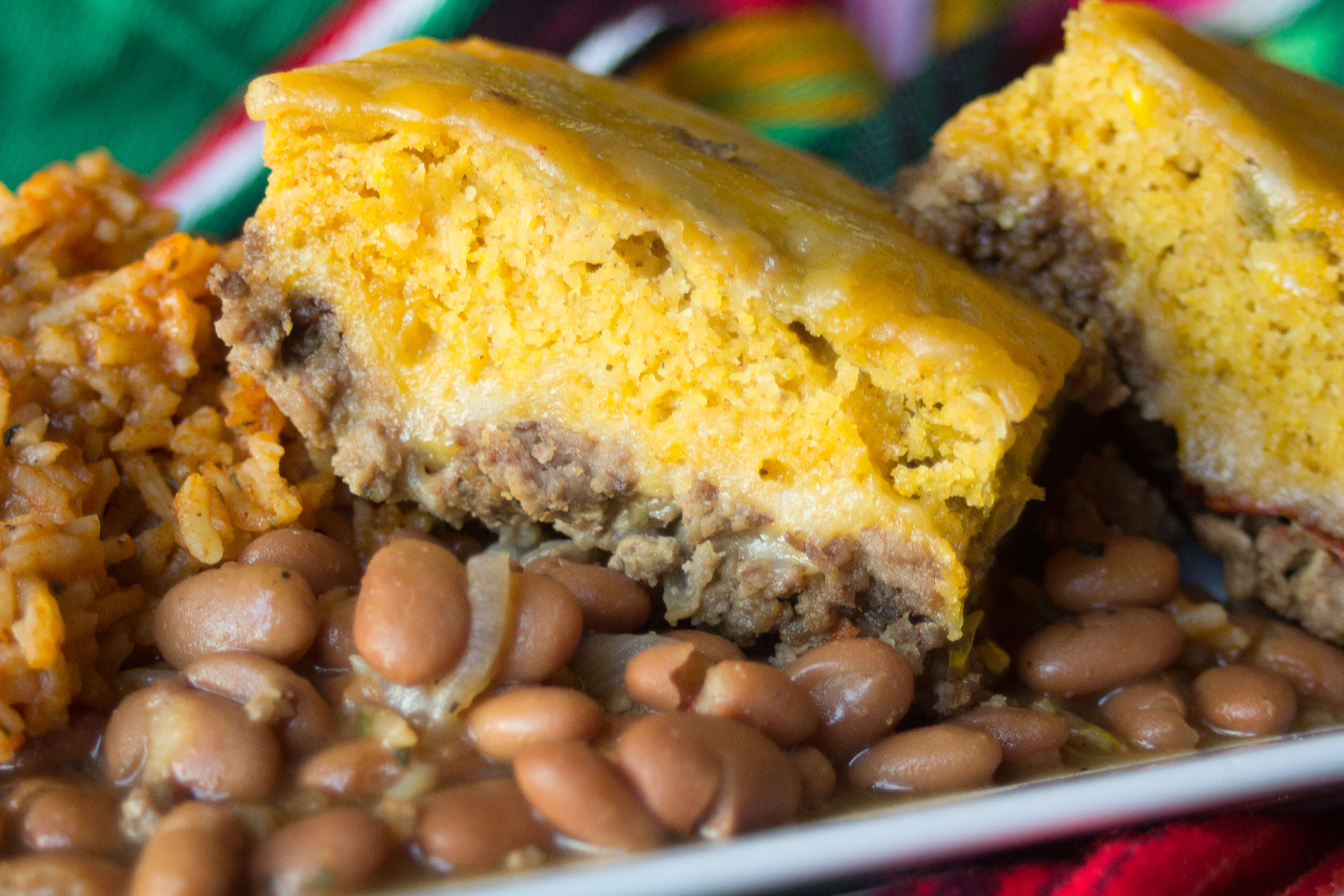 Mother's Day Beefy Cornbread Feast from The Ranch Kitchen
