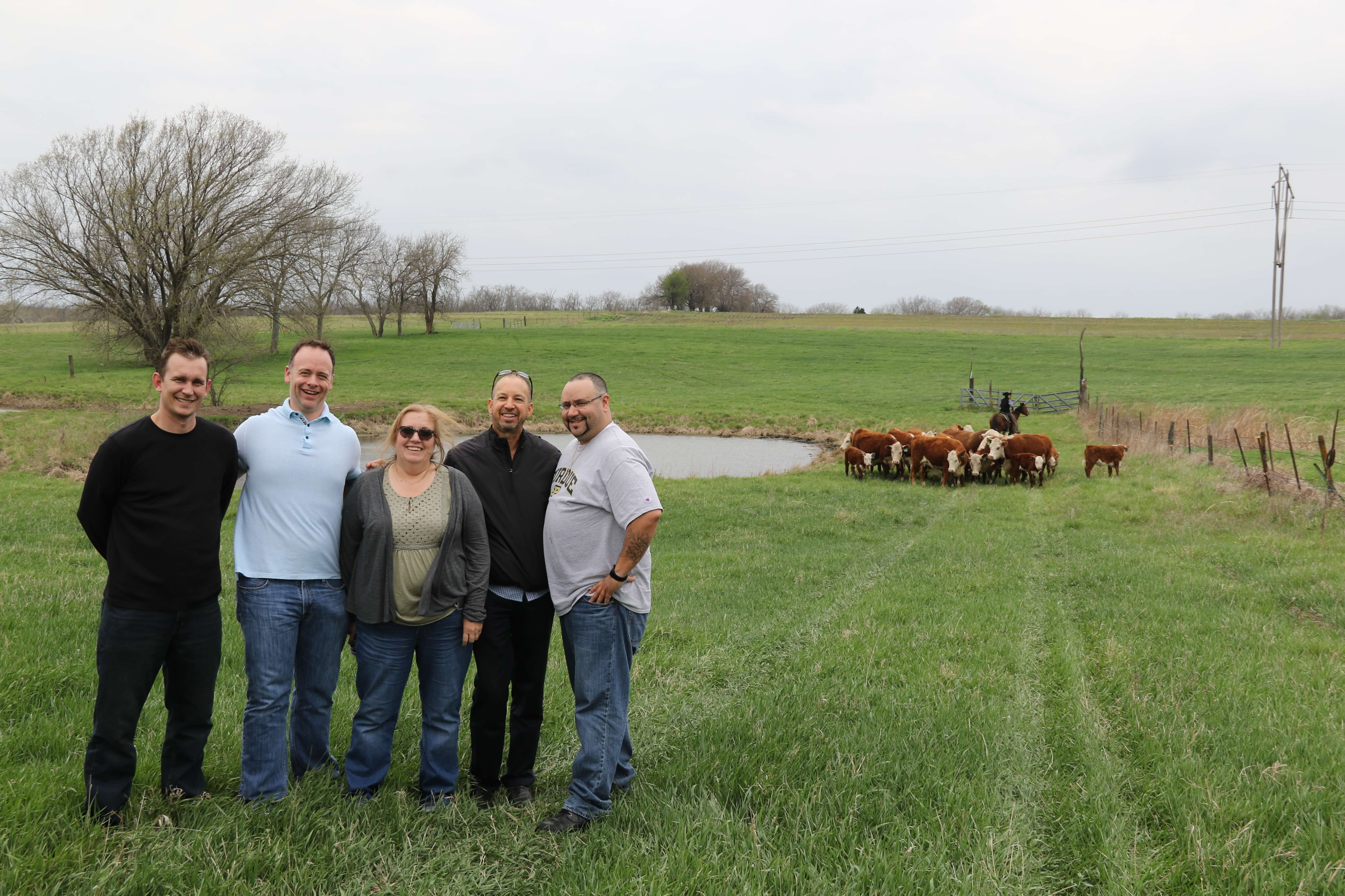 Certified Hereford Beef Team Hosts Trainings for Partners