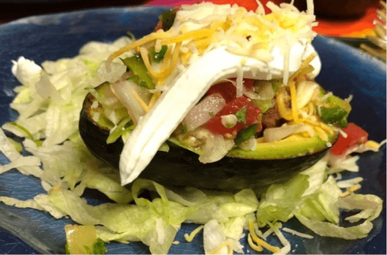 Competing with Certified Hereford Beef! The Great American Grill-Off with Tex-Mex Fajita Stuffed Avocados