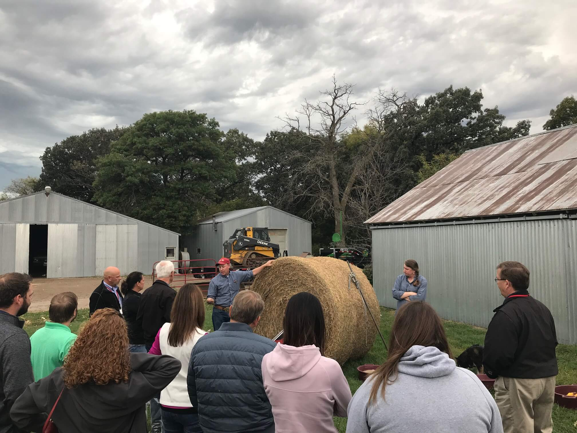 Certified Hereford Beef Farm to Table Tour a Success