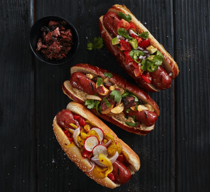 5 Gourmet Ways to Dress your Hot Dog