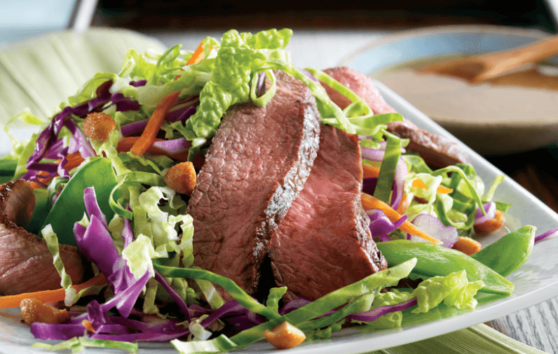 Eating Fresh with Summer Salads